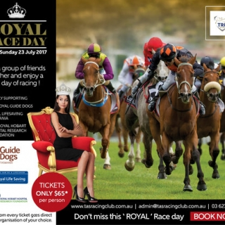 Tasmanian Racing Club Royal Race Day